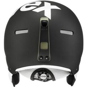 UVEX hlmt 50 Helmet black-white mat